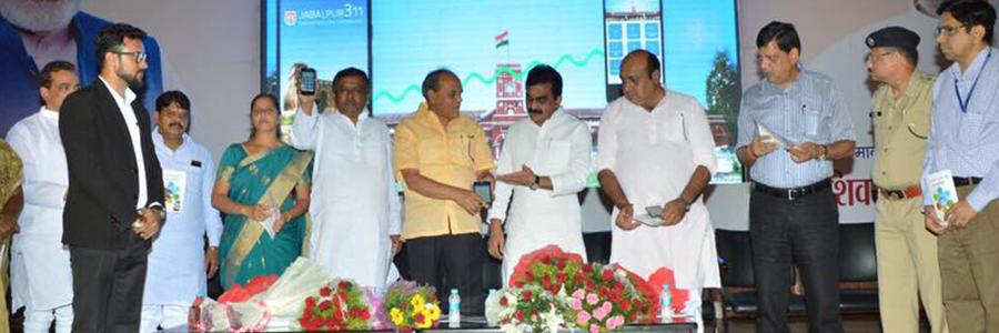 Jabalpur Becomes the First City in the State of Madhya Pradesh to Launch Jabalpur-311