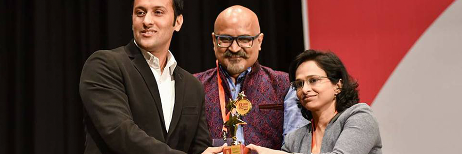 Civic Solutions Pvt. Ltd. Got an Award at Startup 2.0 Conclave, a Mega Startup Event by India Network
