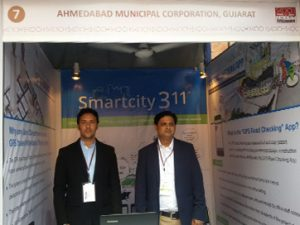 Our Booth at 41st Skoch Summit
