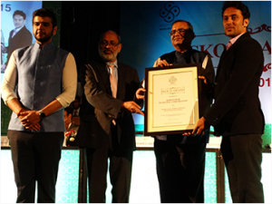 Skoch SMART Governance Award 2015