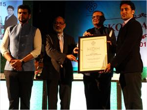 Skoch SMART Governance Award 2015