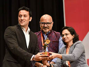SmartCity-311 Got An Award At Startup 2.0 Conclave