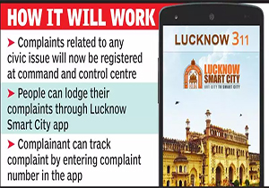 311 app becomes the single destination for all civic complaints