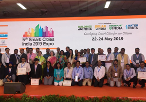 Everything Civic honoured at SmartCitiesIndia 2019