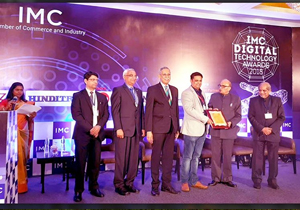 Everything Civic receives 5th IMC Digital Technology Award 2018
